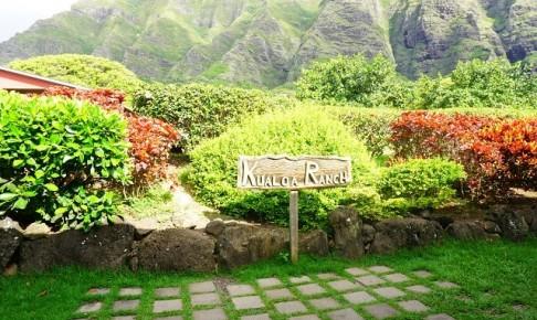 ハワイ|クアロアランチ