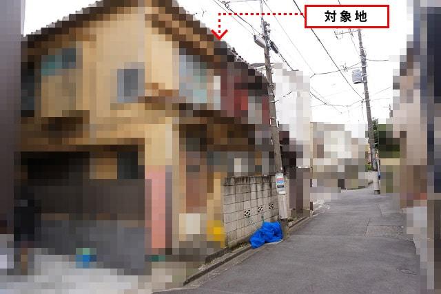 家の前に電柱があった場合