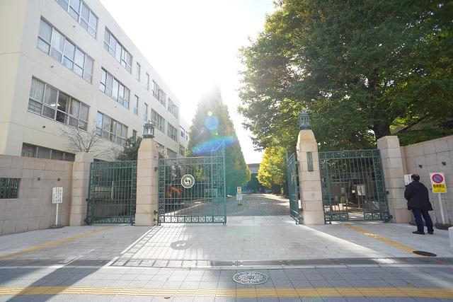 お茶の水女子大学付属幼稚園の説明会に行ってきました。